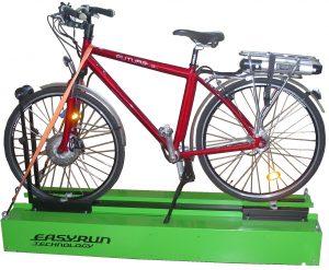 easyrun banco prova speciale bici elettrica